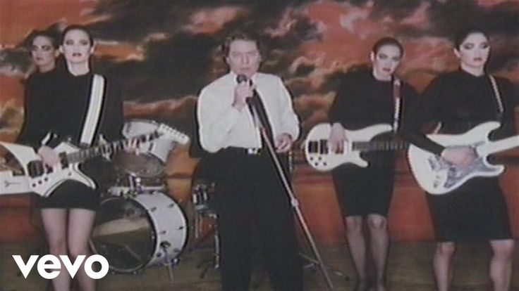Music video by Robert Palmer performing Addicted To Love. (C) 1985 The Island Def Jam Music Group