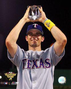 Michael Young(:  #10 Texas Rangers!   ALCS Champs 2010 & 2011!
