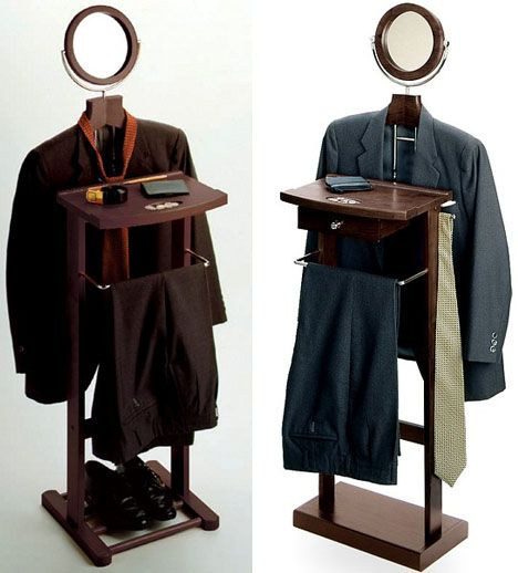 mens modern clothing | Strange Change: 3 Lifelike Men's Clothing Valet Suit Stands