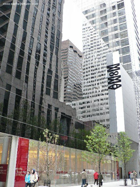 The Museum of Modern Art (MoMA) has been important in developing and collecting modernist art, and is often identified as the most influential museum of modern art in the world.