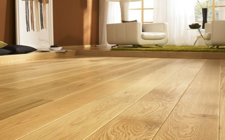 Parquet roble natural for Floter tarimas
