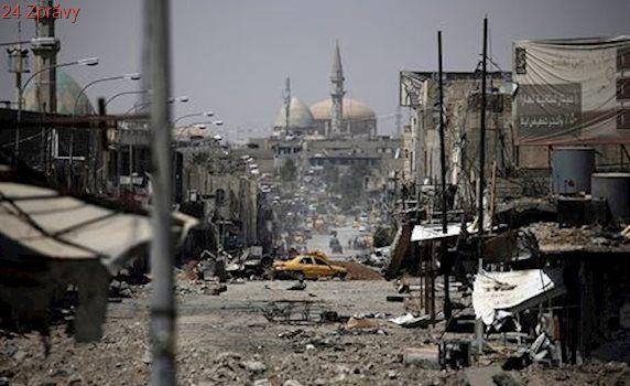 Radikálové z IS vyhodili v Mosulu do povětří minaret mešity an-Nú