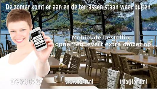 Foto#kassasysteem #afrekensysteem #Handhelds #mobieleafrekensystemen #kassa #horecakassa