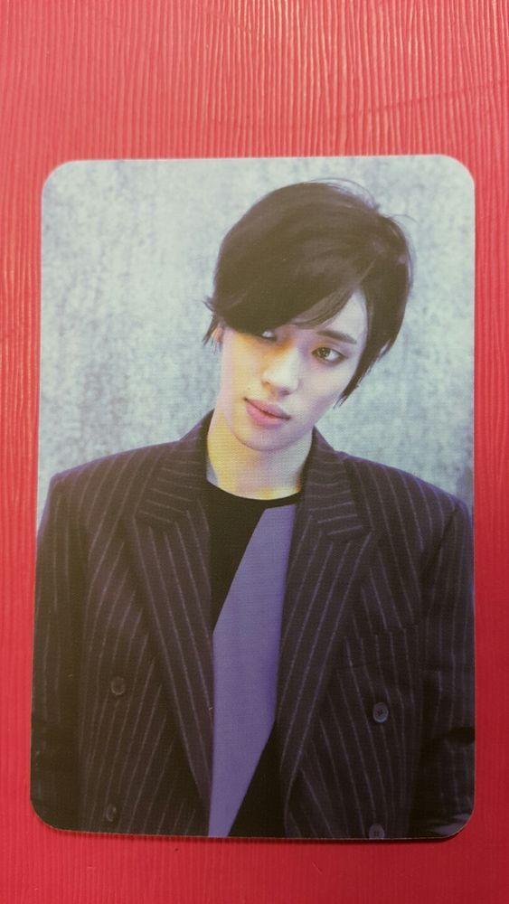 TEENTOP NIEL #1 Natural Born Official Photocard  6th Album Teen Top
