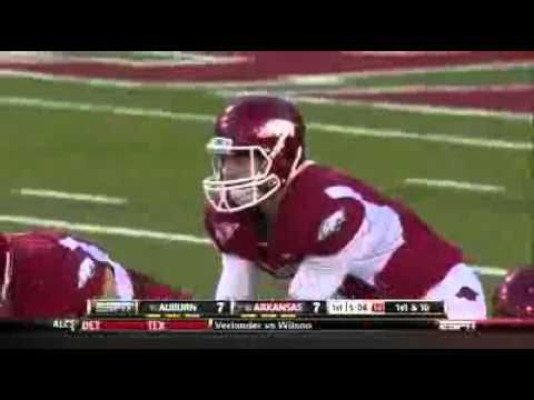 2011 Arkansas Razorback Football Highlights