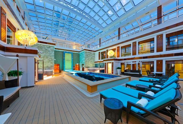 Norwegian Cruise Line Seeks To Offer A Haven For Luxury Travelers