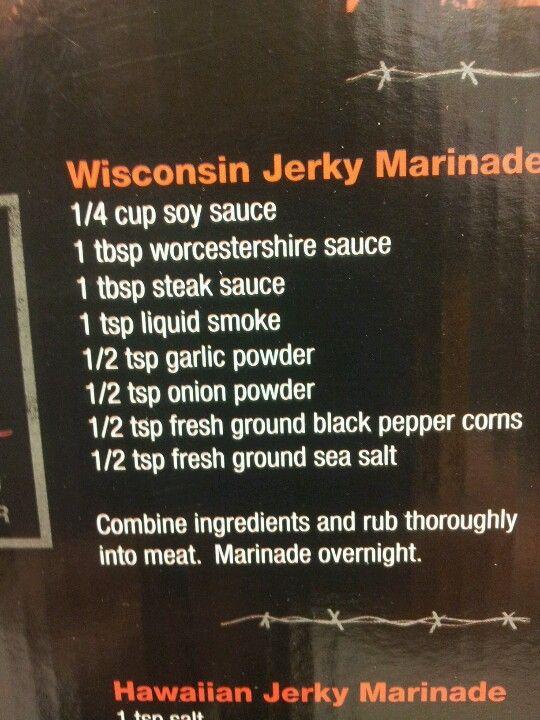 westconsin jerky