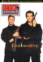007 MAGAZINE Issue #28 - Pierce Brosnan James Bond 007 GoldenEye