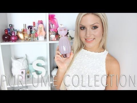 Perfume Collection & Favorites! ♡ Shaaanxo - YouTube