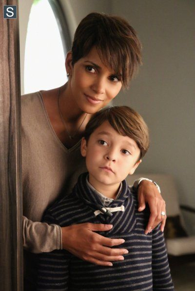 Extant...Molly & Ethan Woods or Halle Berry & Pierce Gagnon