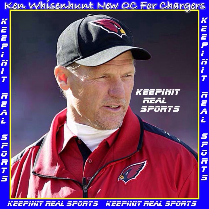 Keepinit Real NFL News: Ken Whisenhunt New OC For Chargers  Former Arizona Cardinals coach Ken Whisenhunt will become the offensive coordinator for the San Diego Chargers
