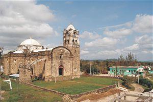 Husteca Veracruzana.- Iglesia de Santiago Apostol