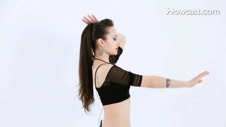 I want to learn How to do the Basic Egyptian Belly Dance~ Walk like an Egyptian♪