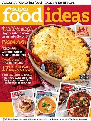 @superfoodideas - August 2014 #magazines #magsmoveme  http://www.taste.com.au/super+food+ideas/