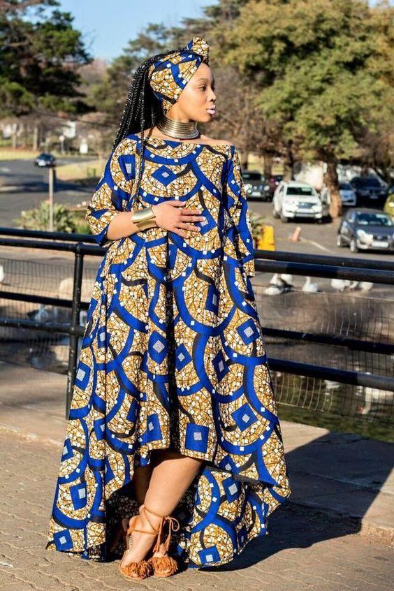 Vibrant Ankara Styles
