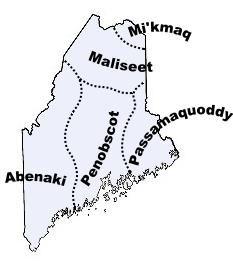 Maliseet Reservations | ... the Abenaki, Maliseet, Micmac, Passamaquoddy, Penobscot families