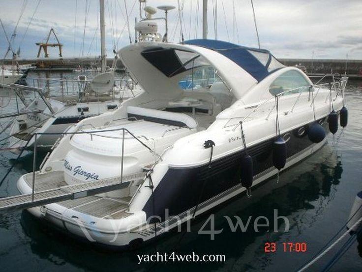 Fairline 48 targa del 1998 | barca usata in vendita  15.20 mt x 3.94 mt, 2 x 430 HP Diesel  Venditore B&B Yacht Broker Charter su yacht4web  Cabina padronale con bagno e cabina doccia separata, n.2 cabine ospiti e secondo bagno, forno microonde, frigo, freezer, boiler, aria condizionata, impianto stereo, televisione  #Fairline #BarcheUsate #Targa #FairlineTarga #Yacht