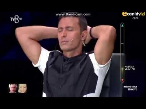 Görme Engelli Kız Sesiyle Ağlattı - Rising Star Türkiye Merve Yılmaz 'Yalnız' | %95 - Final - YouTube