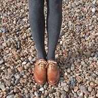 Grenson Women's Shoes. English Brogues