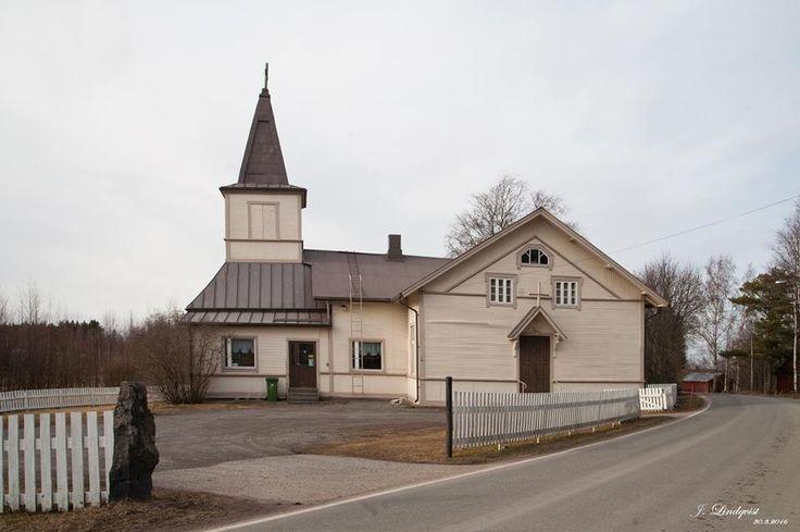 Lattomeren kirkko/Jorma Lindqvist