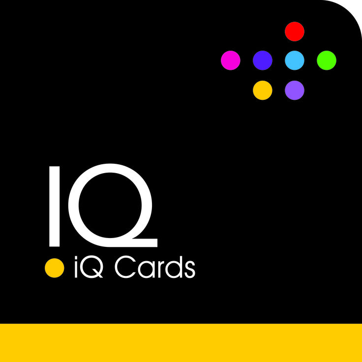 iQ Cards new branding - see our website www.iqcards.net