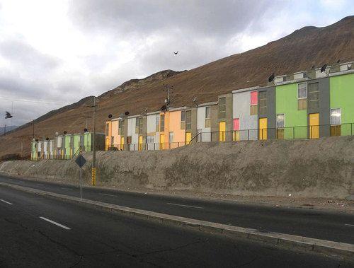 ELEMENTAL - Alejandro Aravena, Baptista Arquitectos — Antofagasta