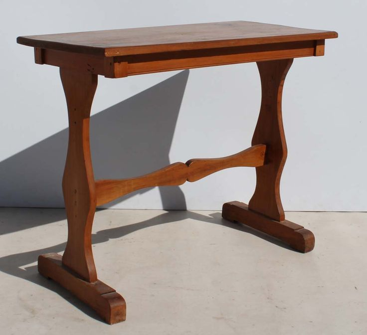 Condition:  Used  Vintage Yellow Wood Table  size: 950 L x 480 W x 780 H  R1999  Cell 076 706 4700  Tel 021 - 558 7546  www.furnicape.co.za  0314