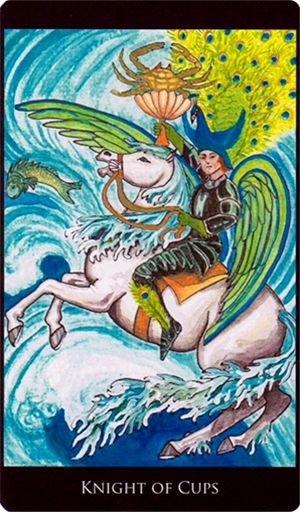 Free Daily Tarotscope -- Jun 19, 2014 -- Knight of Cups --  It's a big day today with the Sun conjunct Mercury which is still retrograde, as you may have already guessed from everything going a bit crazy around you. ... (more)...