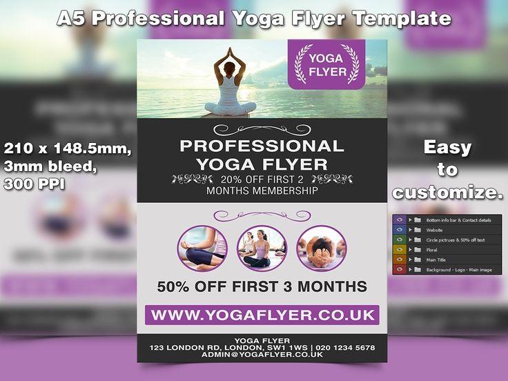 The 25+ best Yoga flyer ideas on Pinterest Yoga posters, Flyer - yoga flyer