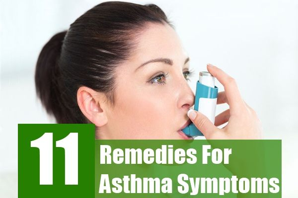 11 Home Remedies For Asthma Symptoms