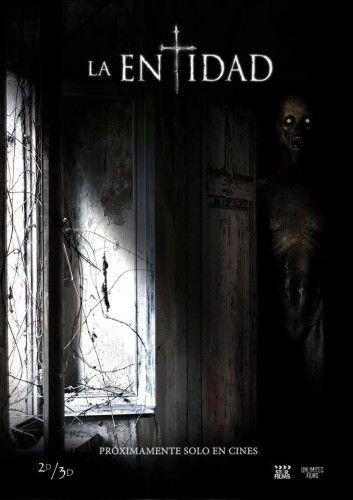 La entidad - pelicula de terror, poster