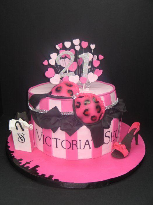 victoria secret cakes | Victoria Secret Birthday.JPG