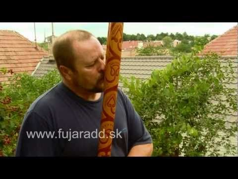 Master Fujara Maker - Drahoš Daloš - YouTube