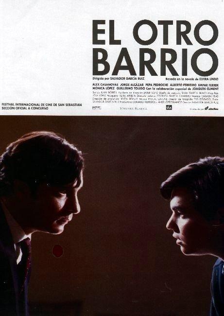 El otro barrio (2000) España. Dir: Salvador García Ruiz. Drama. Adolescencia - DVD CINE 1532