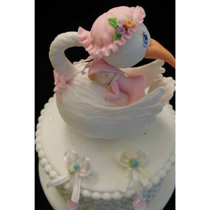 25+ Best Ideas About Stork Cake On Pinterest
