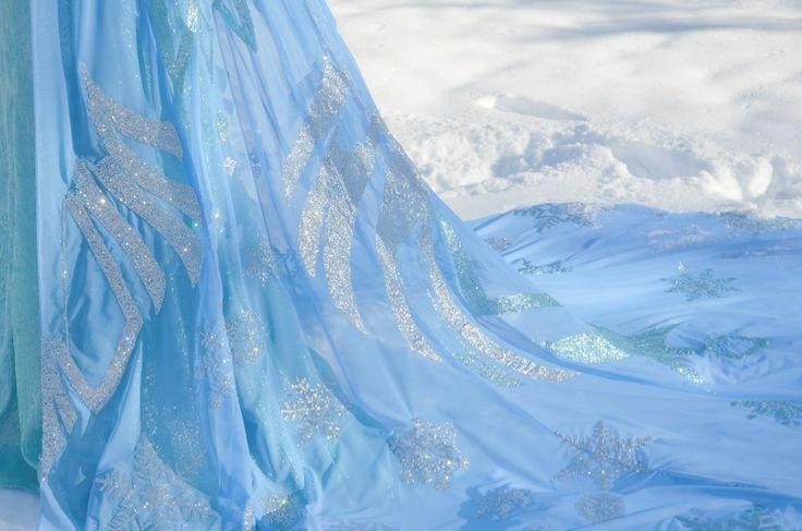 Elsa's cape, pt.2: