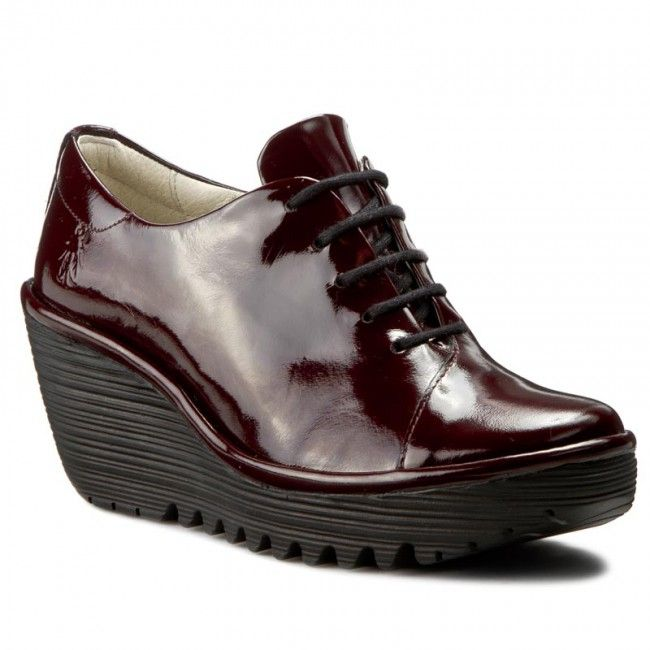 Pantofi FLY LONDON - Yumifly P500683005 Burgundy