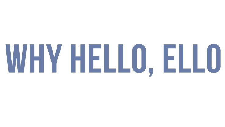 An SEO's perspective of Ello Social Network