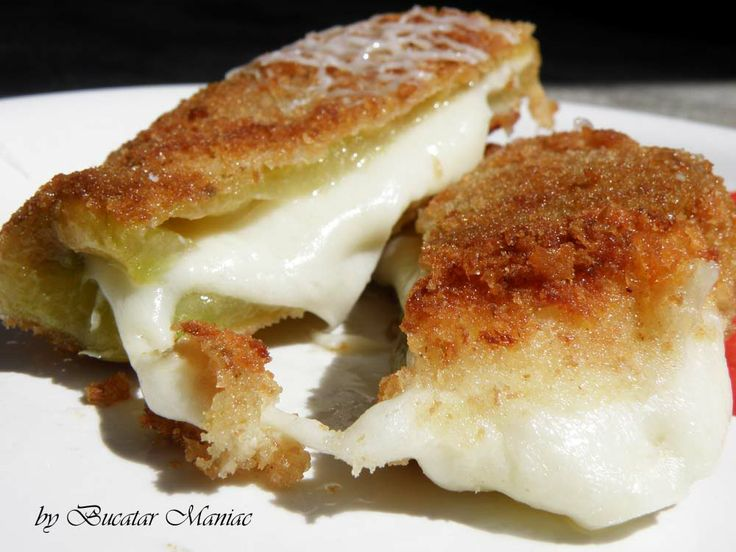 reteta cascaval pane in ardei copt- Paprika stuffed with cheese and then deep fried