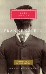 Such a disturbing and appropriate cover! Frankenstein - Mary Shelley