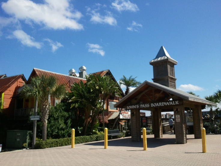 7 best images about john 39 s pass dining on pinterest for Johns pass fishing