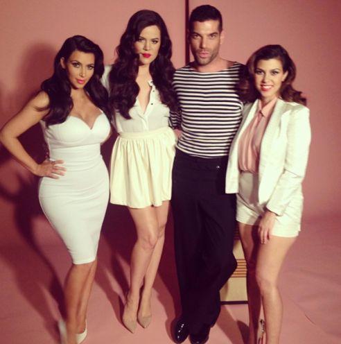 Kardashian Kollection: For Dorothy Perkins Photo Shoot!