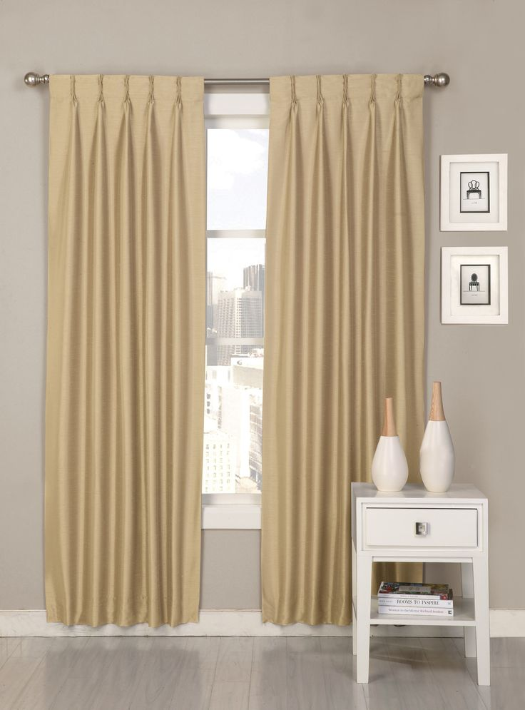 25 Best Ideas About Pinch Pleat Curtains On Pinterest