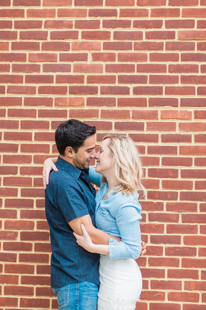 Philadelphia Engagement Photo