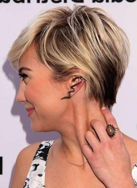 Pixie Haircuts Blonde Highlights Google Search Hair
