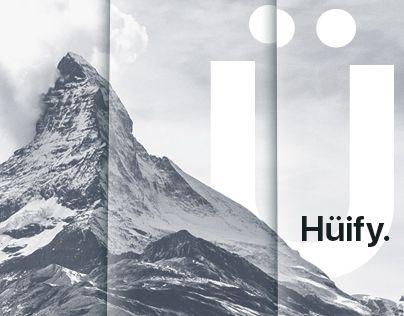Ознакомьтесь с моим проектом в @Behance: «Huify» https://www.behance.net/gallery/45492499/Huify