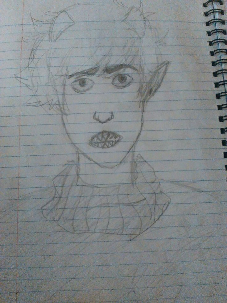 And last but not least, an OLD surprised Karkat xD.