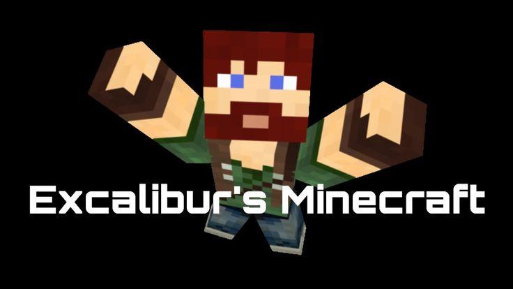 Excalibur's Minecraft Episode 2: Simple Automatic Melon & Pumpkin Farm