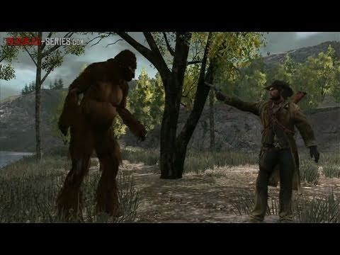 The Birth of the Conservation Movement - Survivor Mission - Red Dead Redemption: Undead Nightmare