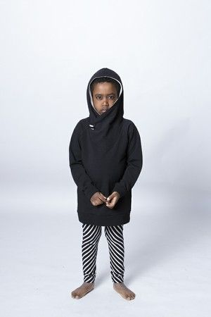 Absolutely cool! Papu, hoodie & leggings